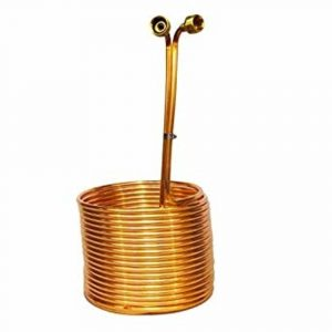 Learn to Brew LLC Copper Coil Immersion Chiller 50 Feet Long