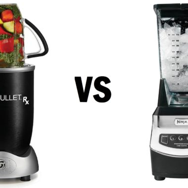 Nutribullet VS Ninja Blenders 2019