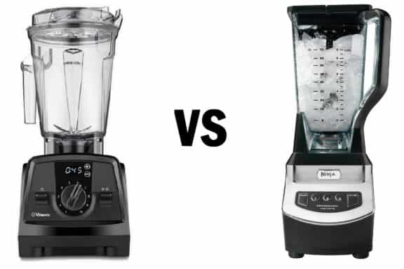 Vitamix vs Ninja Blenders 2019