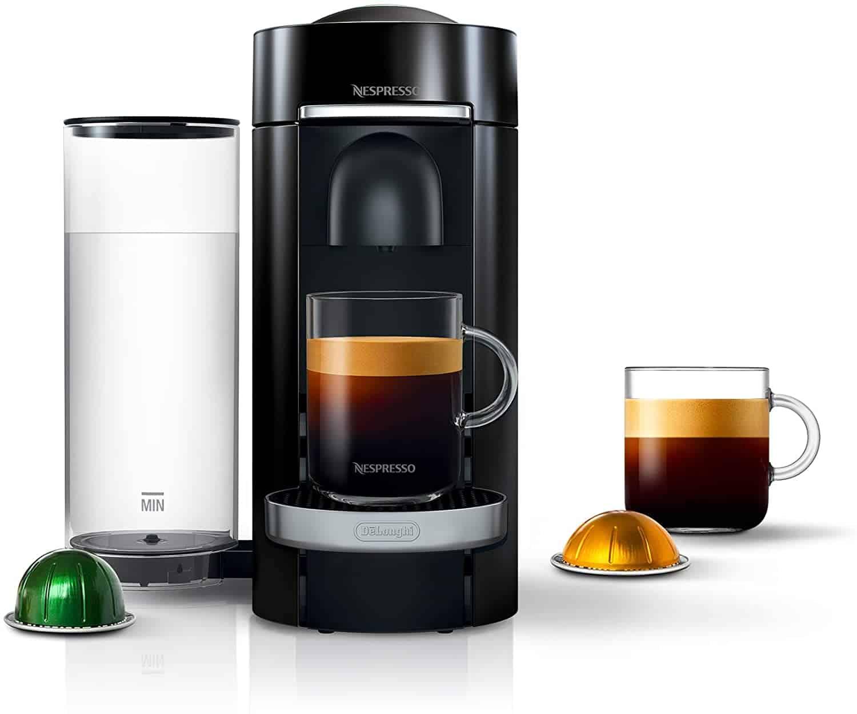 Nespresso VertuoPlus Deluxe Home Espresso Machine