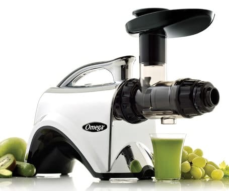 Omega NC900HDC Juicer Extractor-Slow Masticating Dual-Stage Extraction