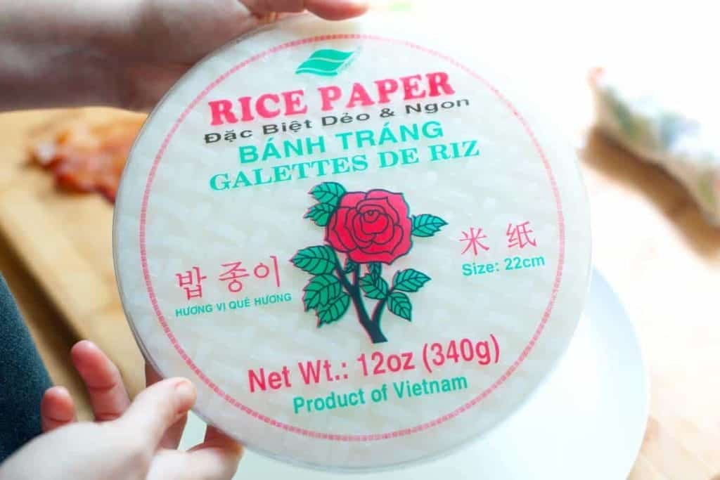 Rice Paper Sheets