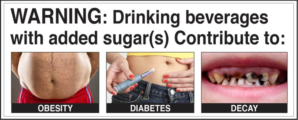 consequences of sugary drinks