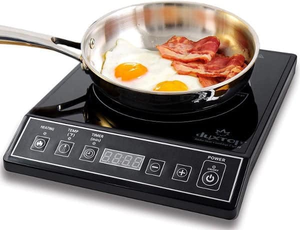 SECURA – DUXTOP 9100MC 1800W PORTABLE INDUCTION COOKTOP COUNTERTOP BURNER