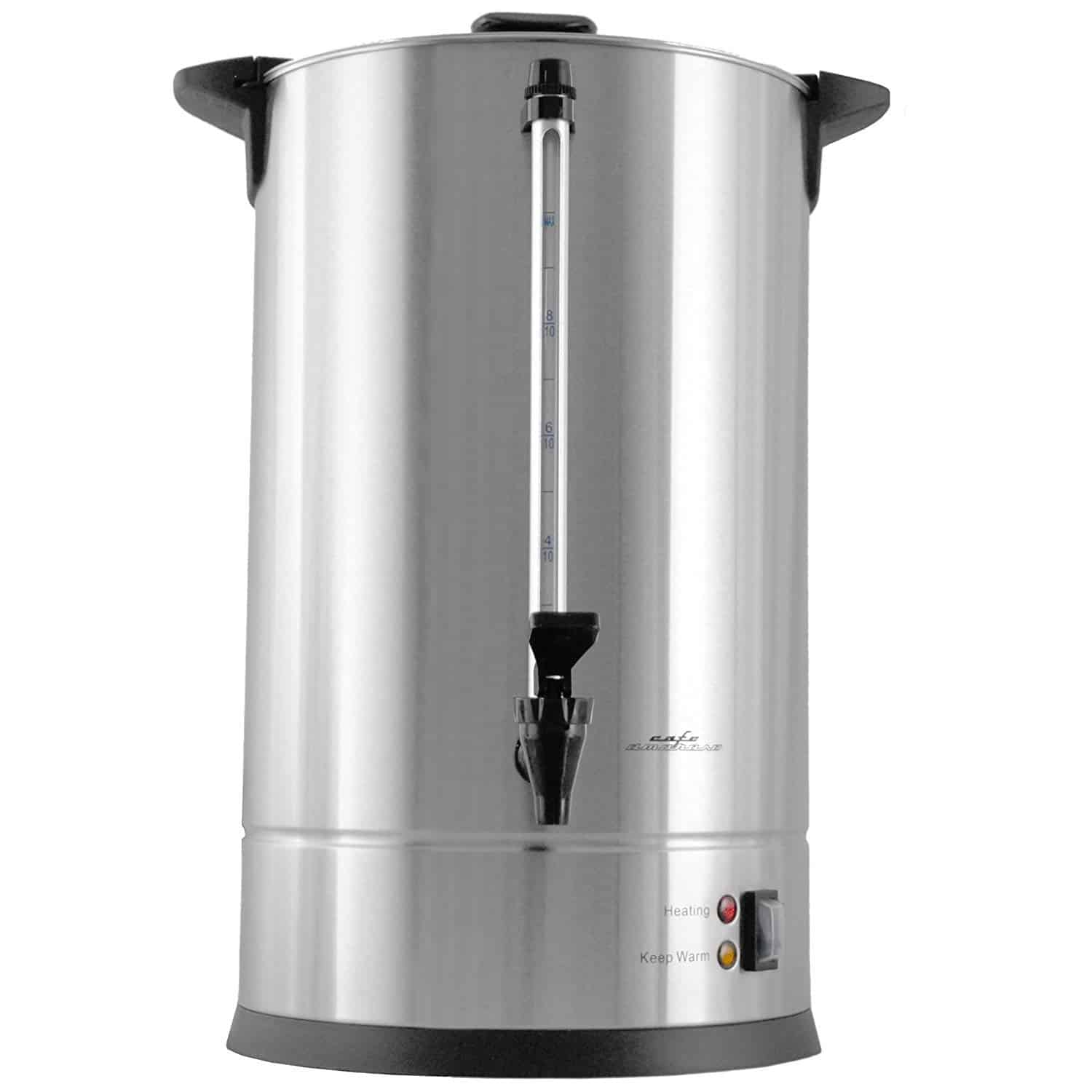 Cafe Amoroso 100-Cup Coffee Urn
