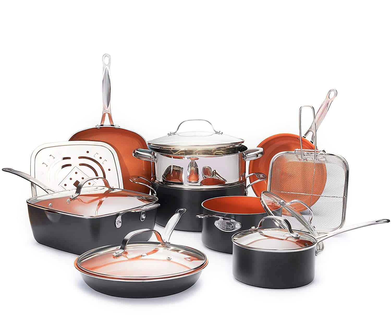 Gotham Steel 1752 Titanium Cookware