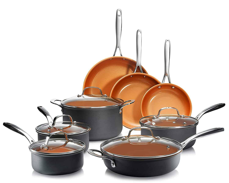 Gotham Steel Professional Titanium Cookware