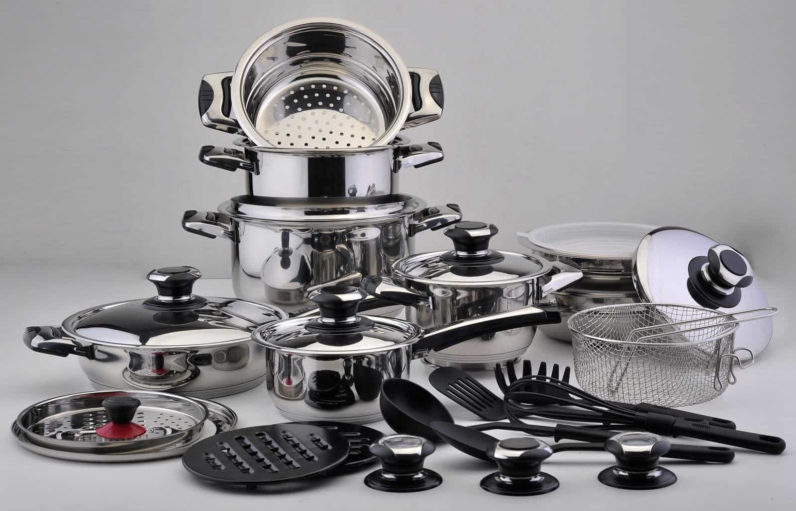 Kitchen Cookware Set