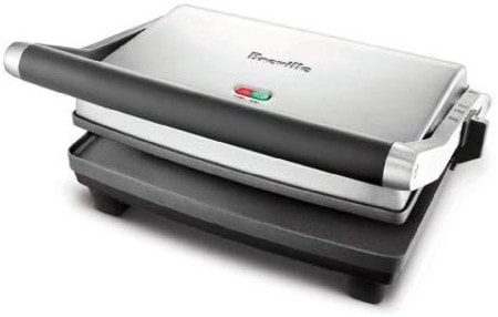 BREVILLE DUO ELECTRIC PANINI PRESS 1500-WATT
