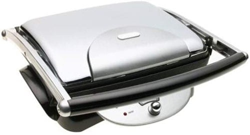 DE'LONGHICGH800 CONTACT GRILL AND PANINI PRESS