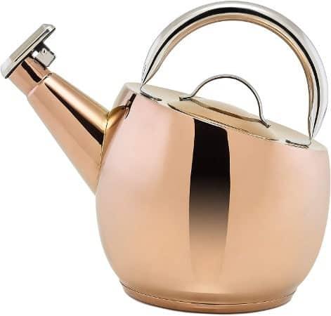 Old Dutch DuraCopper Ganymeade Tea Kettle