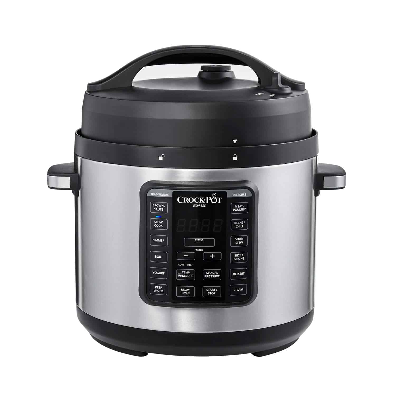 Crock Pot 2100467 Express Pressure Slow Cooker