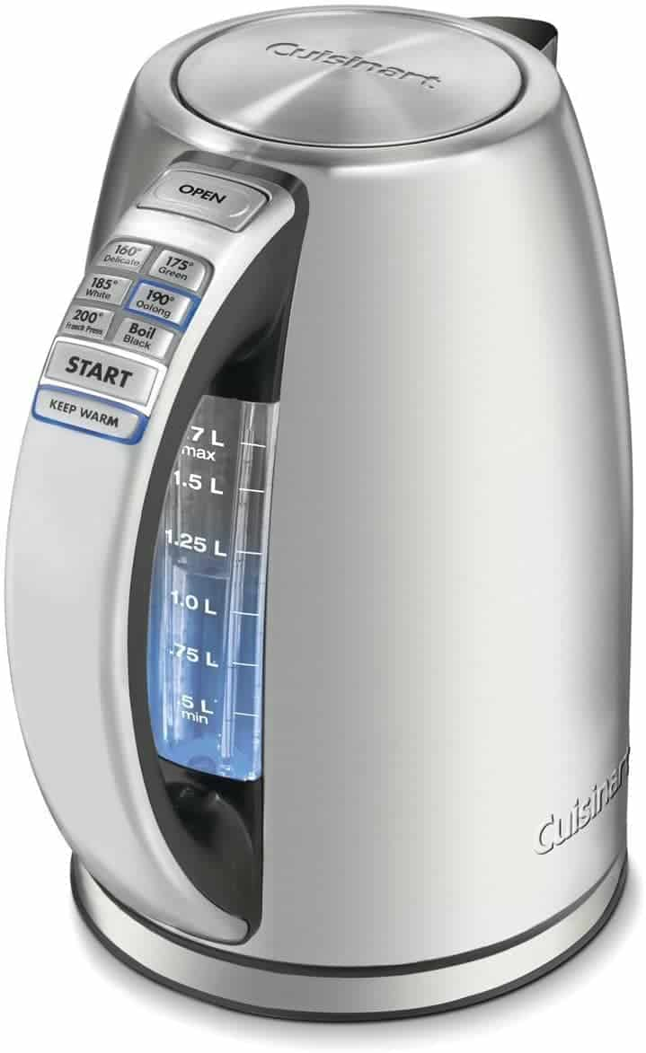 Cuisinart CPK PerfecTemp Kettle
