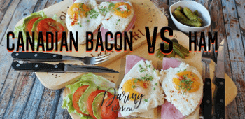 Canadian bacon vs Ham