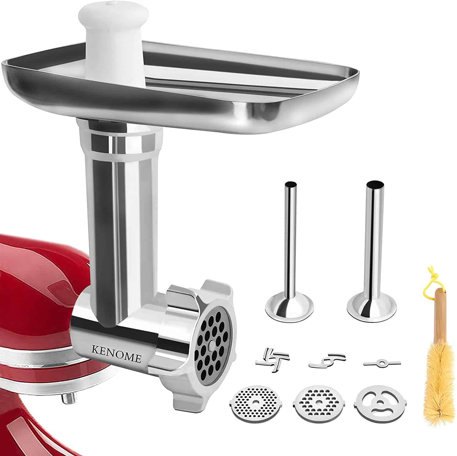 KENOME Cuisinart Stand Mixer Meat Grinder Attachment