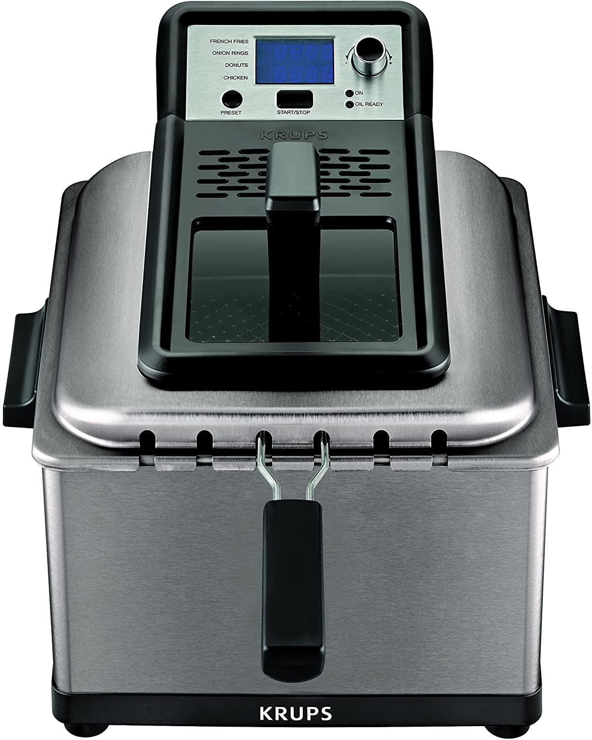 KRUPS Stainless Steel Electric Deep Fryer