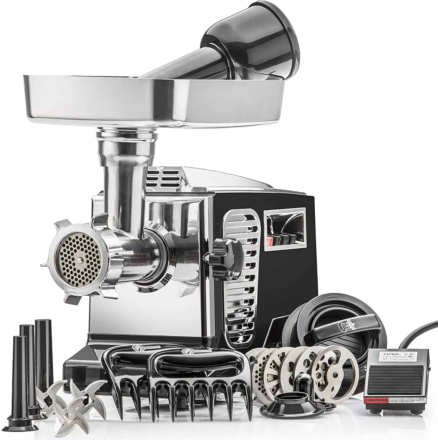 STX Turboforce II Electric Meat Grinder