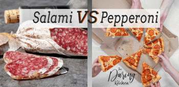 Salami VS Pepperoni