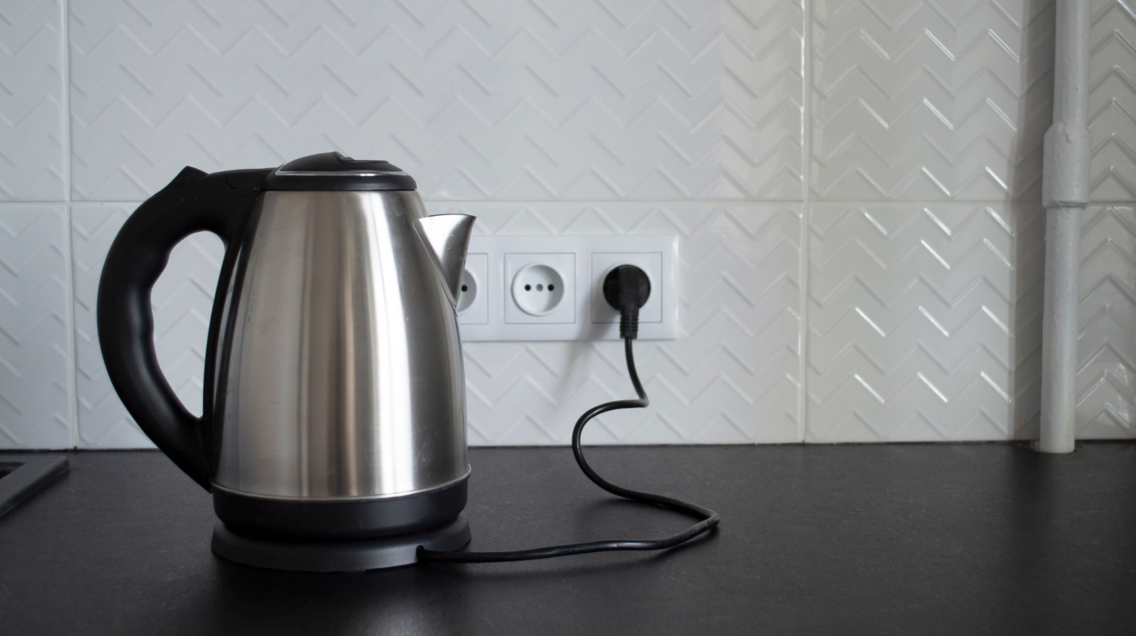 Straight Spout Kettle