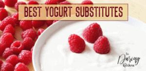yogurt substitutes