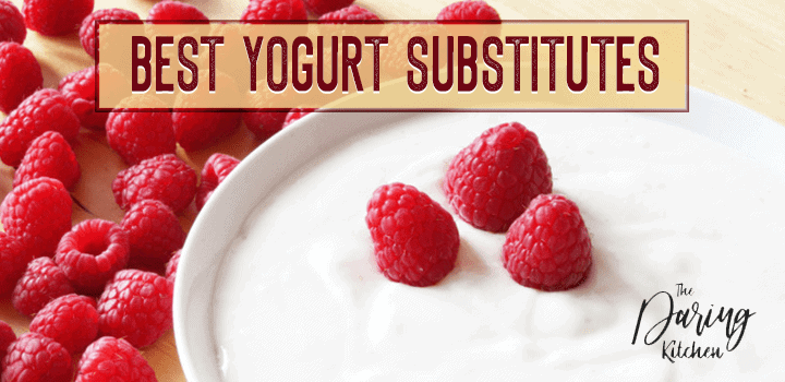 Best yogurt substitutes