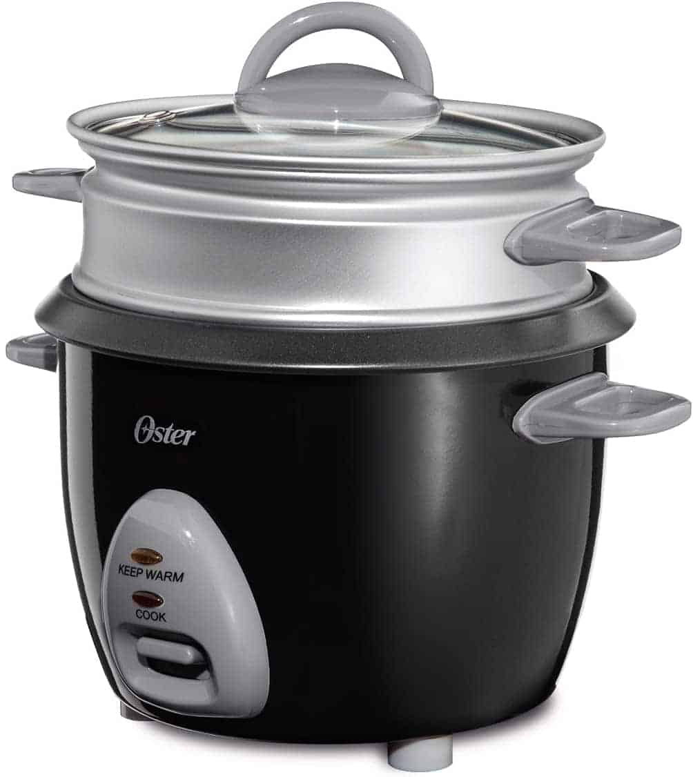 Oster 6-Cup Steamer and Rice Cooker