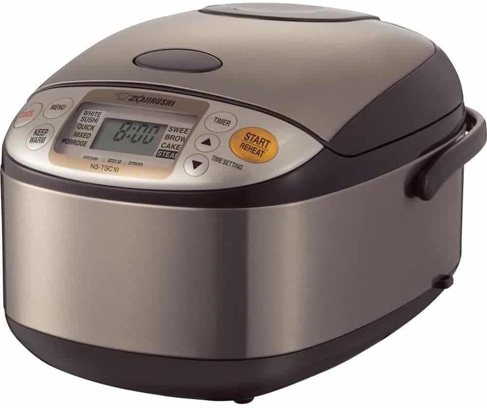 Zojirushi NS TSC10 Rice Cooker