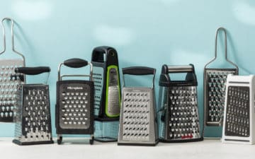Best cheese grater units in one line