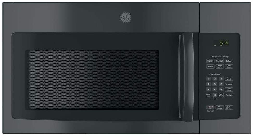 GE JNM3163DJBB Over the Range Microwave