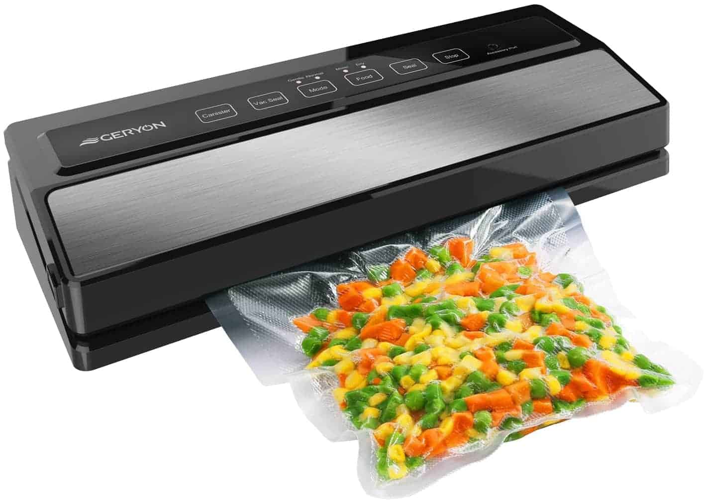 GERYON Automatic Food Vacuum Sealer Machine