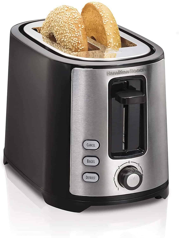 Hamilton Beach Extra Wide Slots Toaster