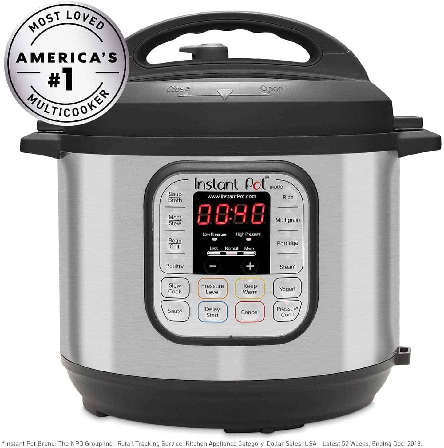 Instant Pot Duo 7-in-1 Multi-Purpose Cooker