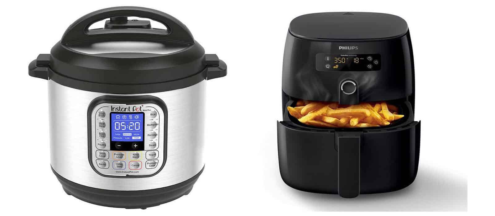 Instant Pot vs Air Fryer