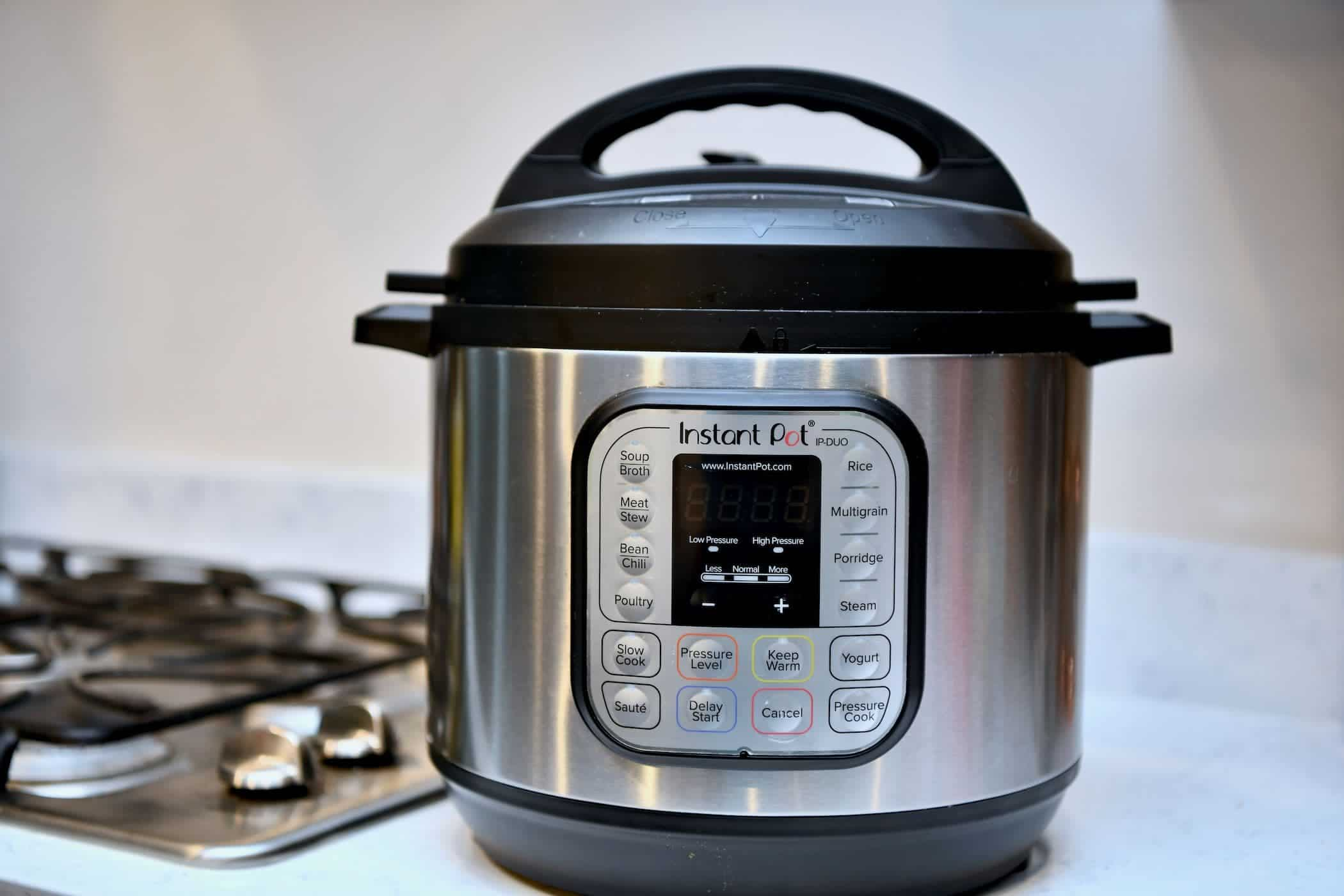 Best Instant Pot on a counter