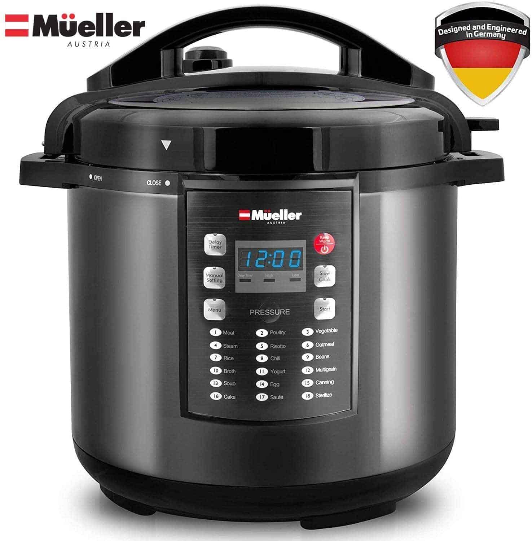 Mueller 10-in-1 Electric Instant Pot