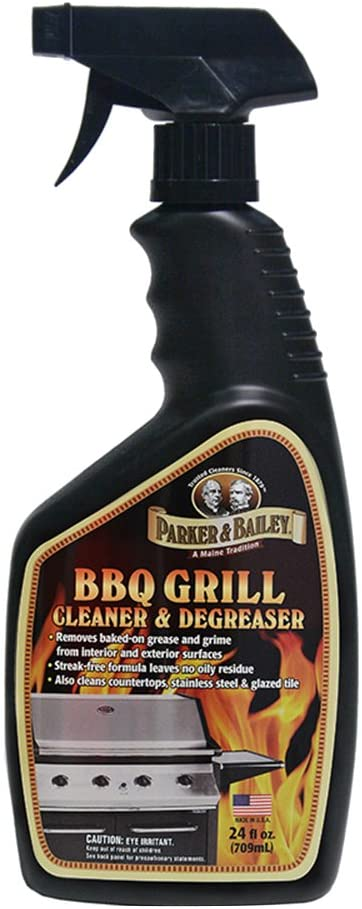Parker and Bailey Grill Cleaner