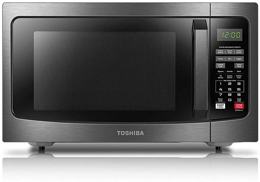 Toshiba EM131A5C-BS Countertop Microwave