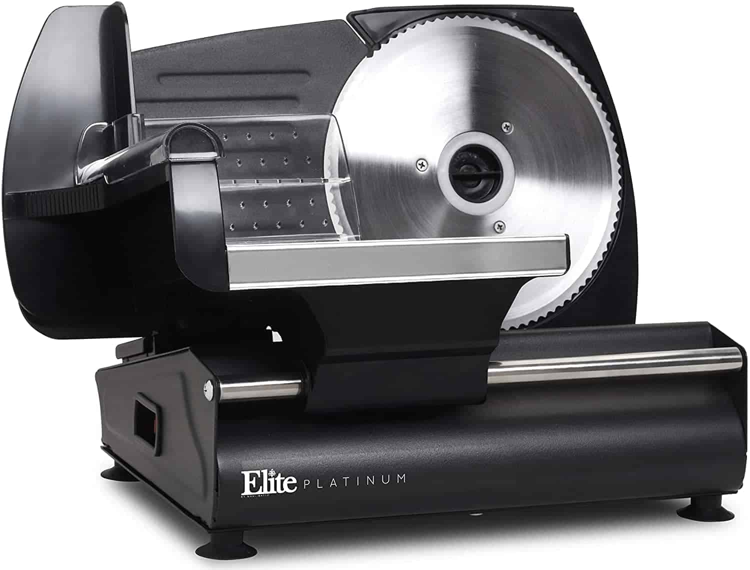 Elite Platinum Affordable Meat Slicer