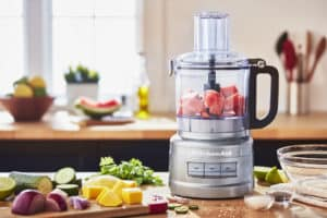 What to make with a food processor?