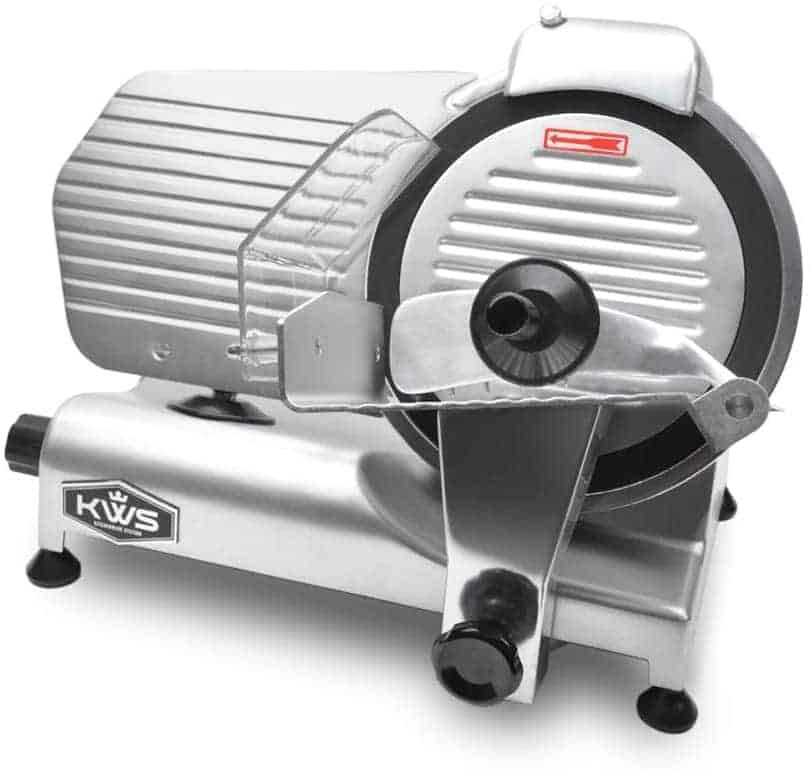 KWS Commercial Electric Meat Slider