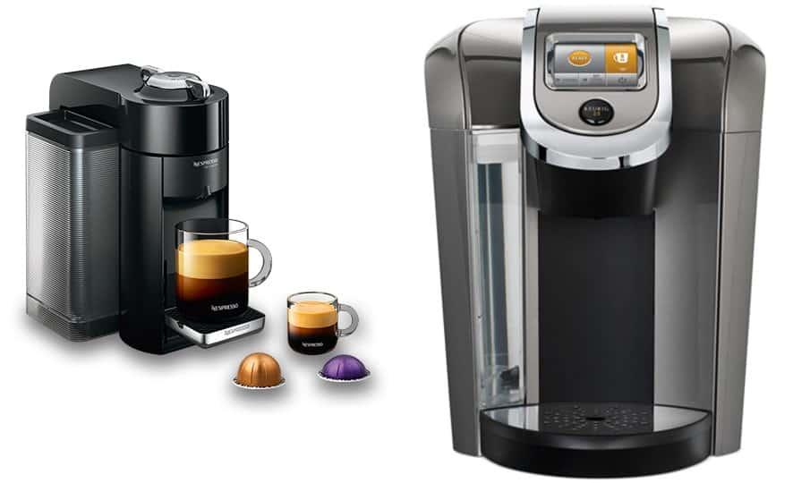nespresso or keurig