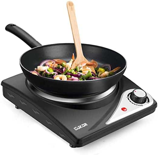 tips for using a hot plate