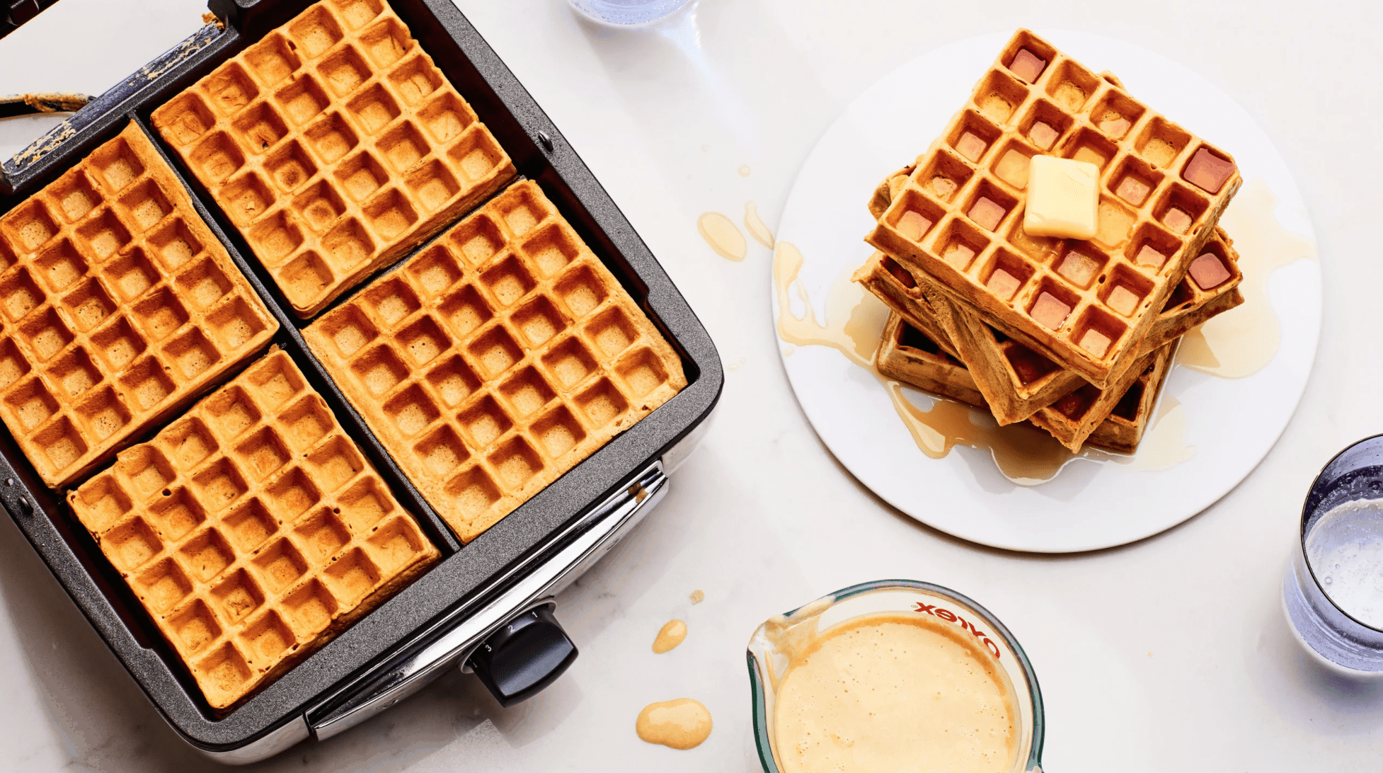 How to Use a Waffle Maker to Prepare the Perfect Breakfast