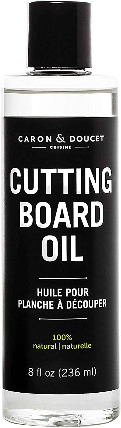 Caron and Doucet Plant-Based Cutting Board Oil