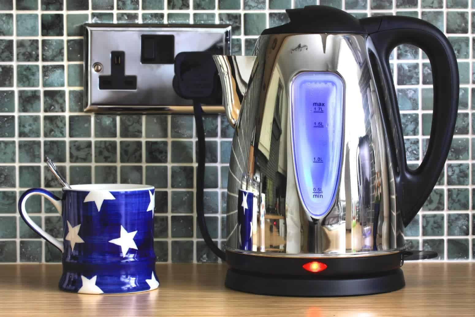 How to Use Electric Kettle