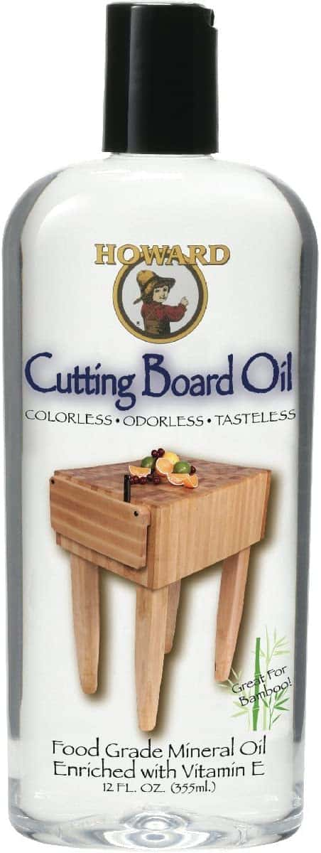 Howard Cutting Board Mineral Oil