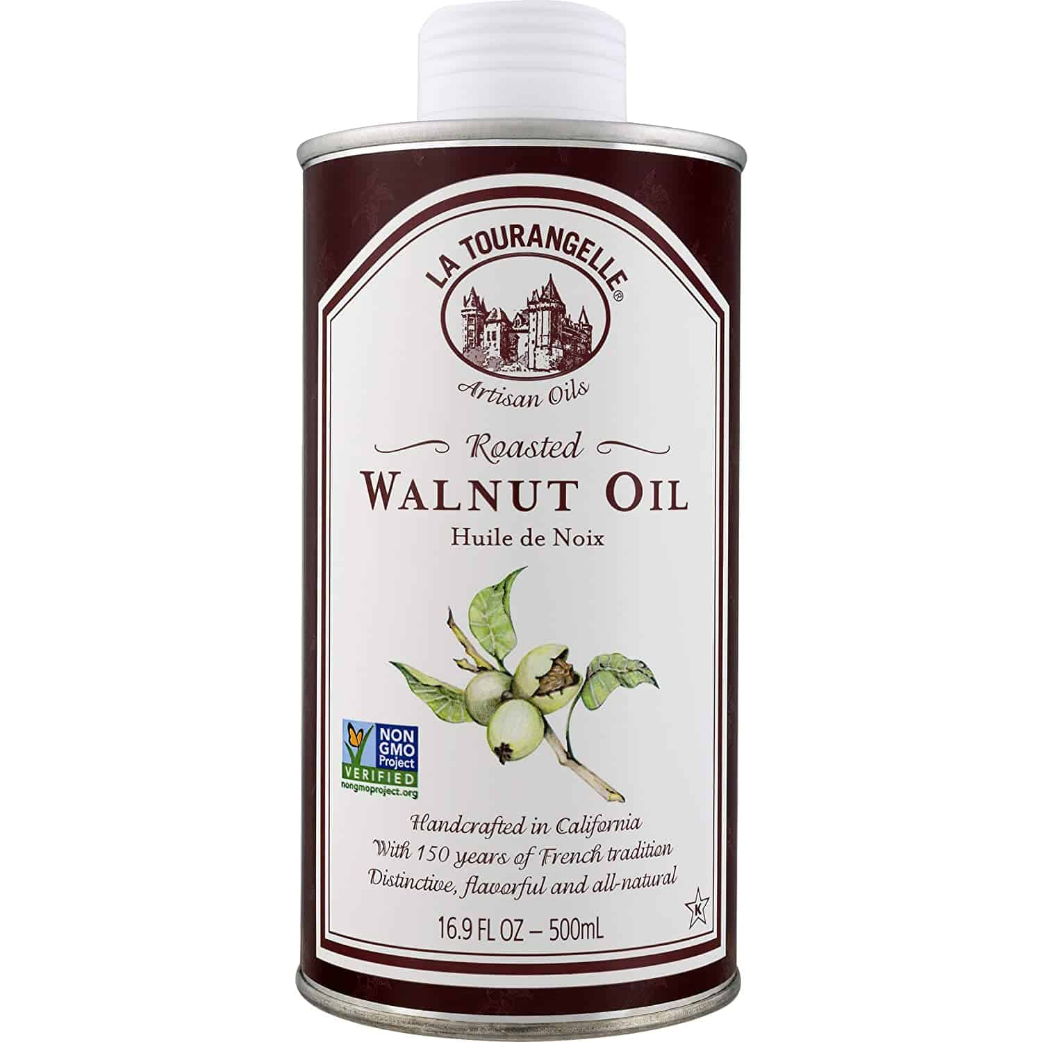 La Tourangelle Walnut Oil for Cutting Board