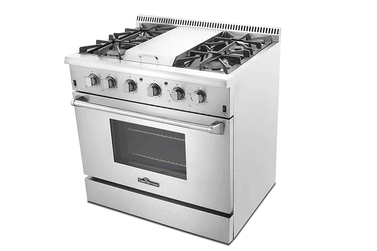 Gas Stove Oven