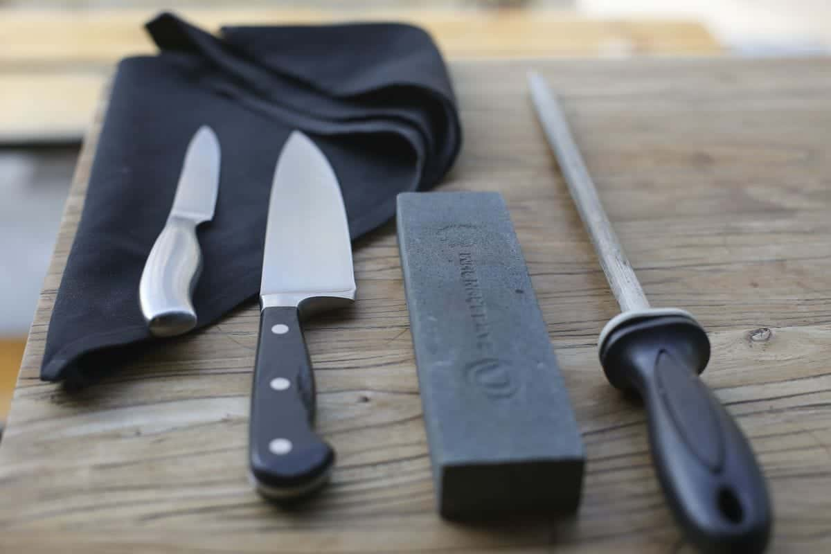 How to Sharpen a Chef Knife
