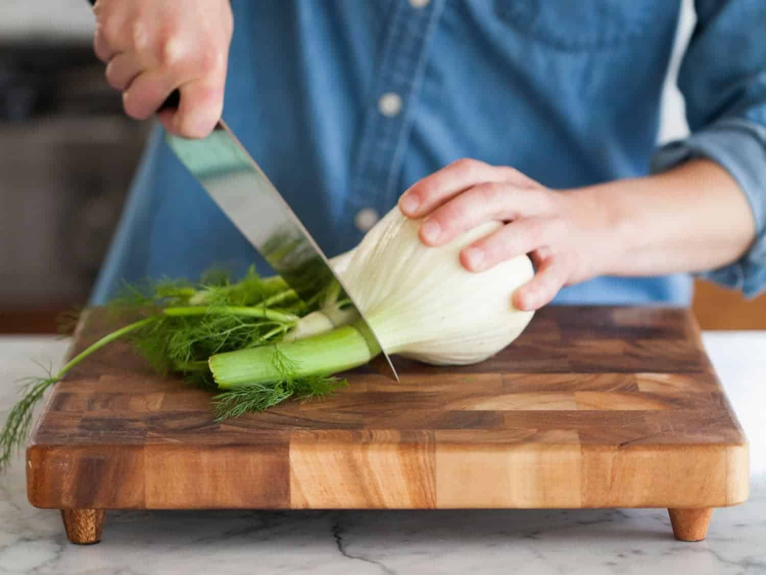 How to Use a Chef Knife